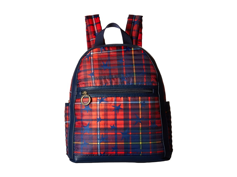 Tommy Hilfiger - Catalina Small Backpack (Tommy Red) Backpack Bags