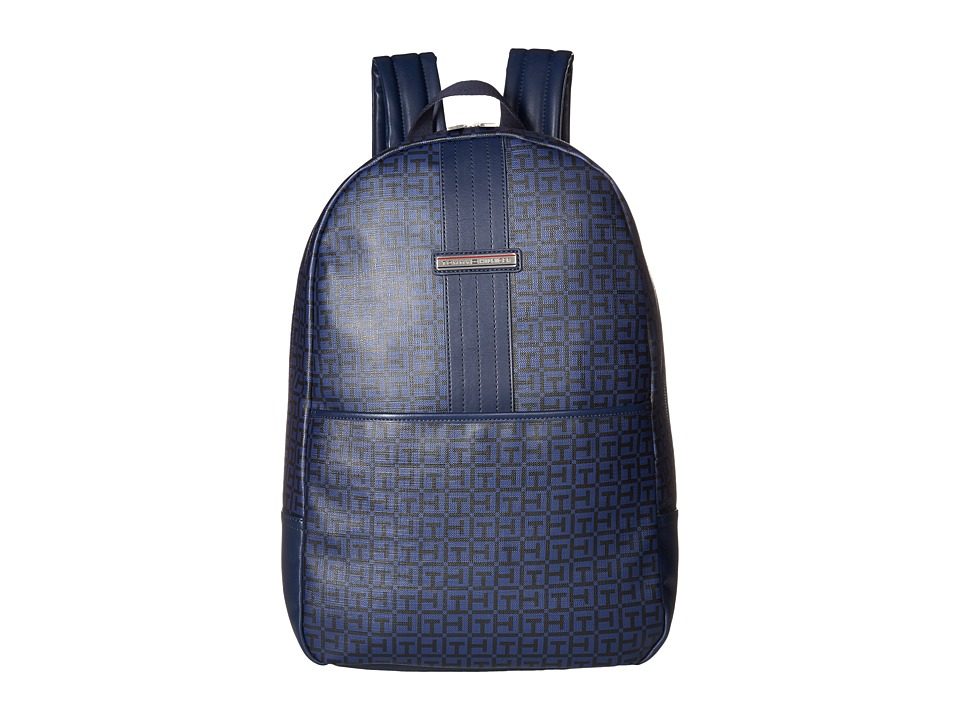 Tommy Hilfiger - Morgan Backpack (Navy/Black) Backpack Bags
