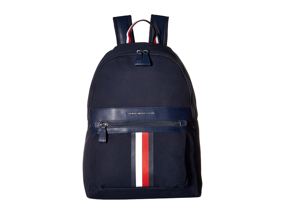 Tommy Hilfiger - Icon Backpack Canvas (Tommy Navy) Backpack Bags