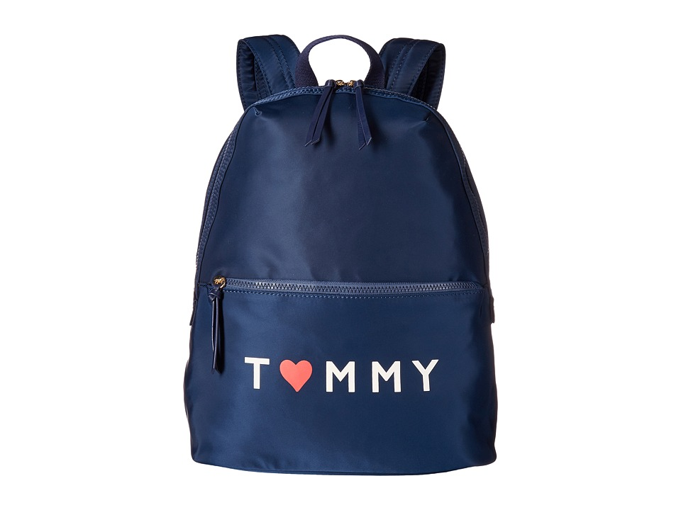 Tommy Hilfiger - Weekender Item Backpack Nylon (Tommy Navy) Backpack Bags