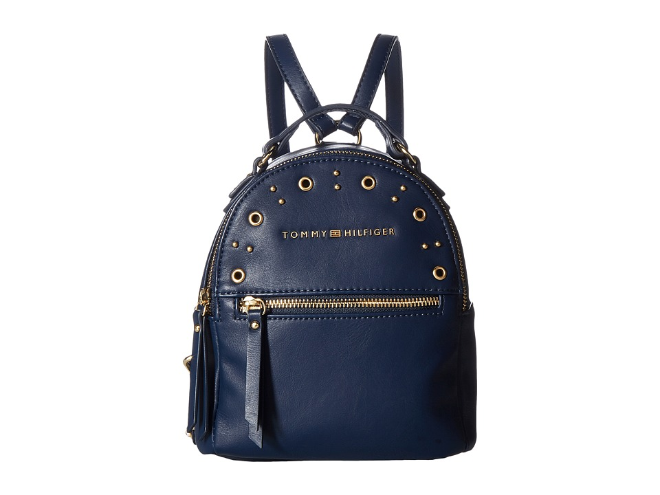 Tommy Hilfiger - Aileen Mini Backpack (Tommy Navy) Backpack Bags