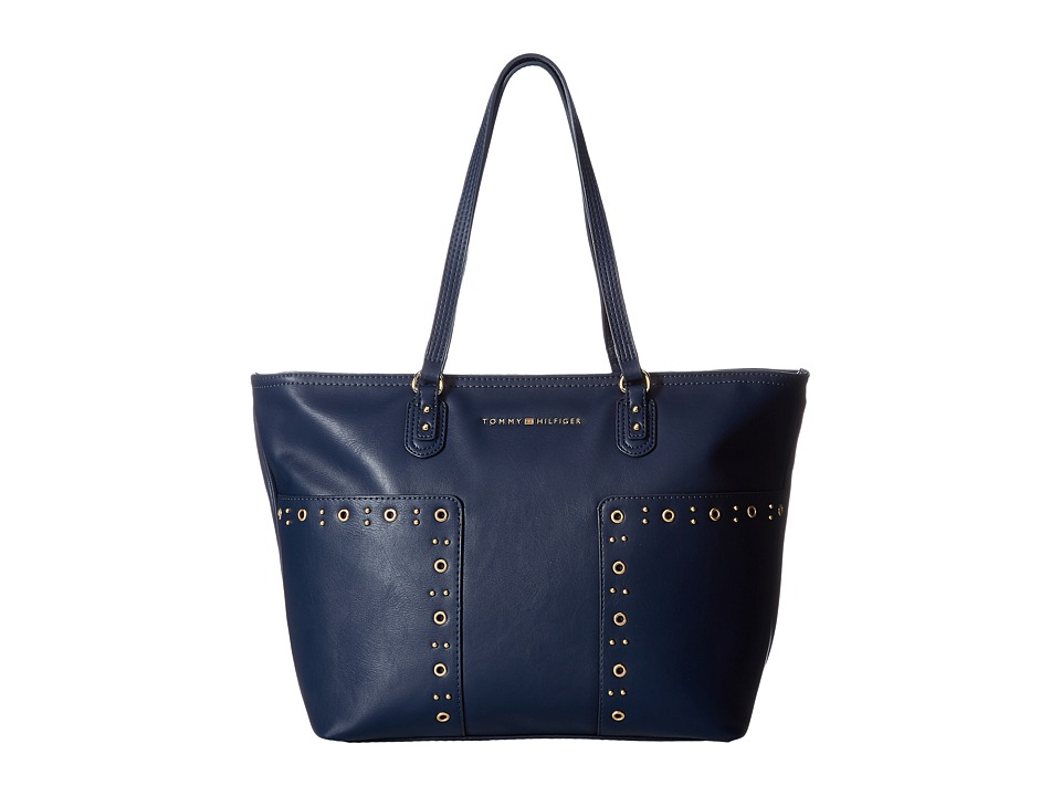 Tommy Hilfiger - Aileen Tote (Tommy Navy) Tote Handbags