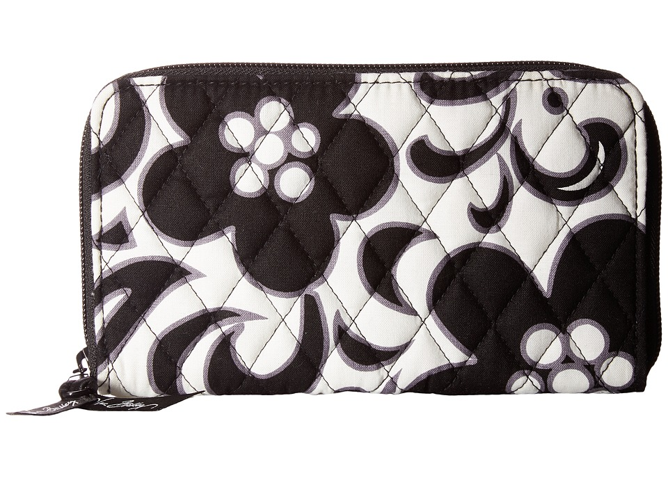Vera Bradley - Accordion Wallet (Night And Day) Wallet Handbags
