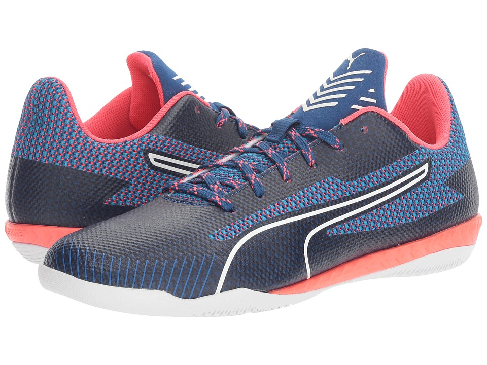PUMA - 365 Ignite CT (Blue Danube/Puma White/Bright Plasma/True Blue) Men's Shoes
