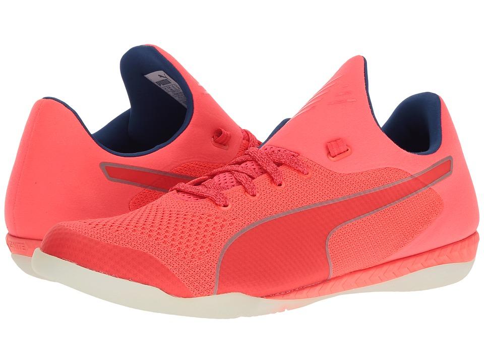 PUMA - 365 Evoknit Ignite CT (Bright Plasma/Puma White/True Blue) Men's Shoes