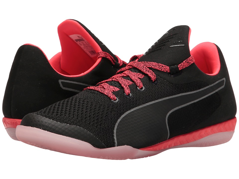 PUMA 365 Evoknit Ignite CT (Puma Black/Puma White/Bright Plasma) Men