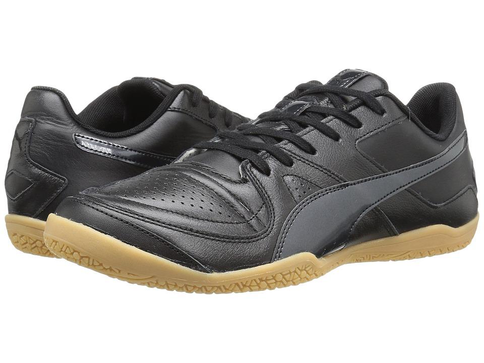 PUMA - Invicto Made in Japan (Puma Black/Puma Black/Puma Black) Men's Shoes