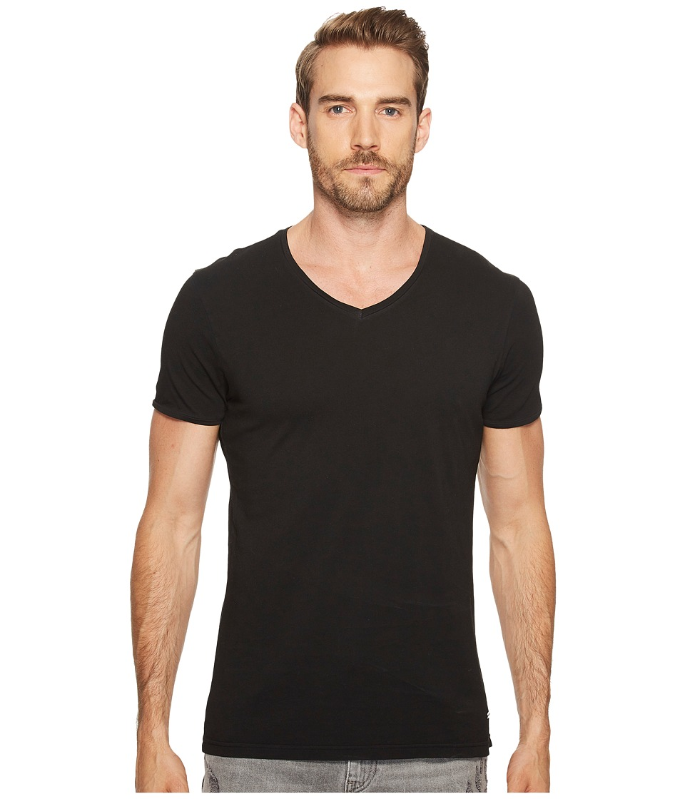 BOSS Orange - Toulou T-Shirt (Black) Men's Clothing