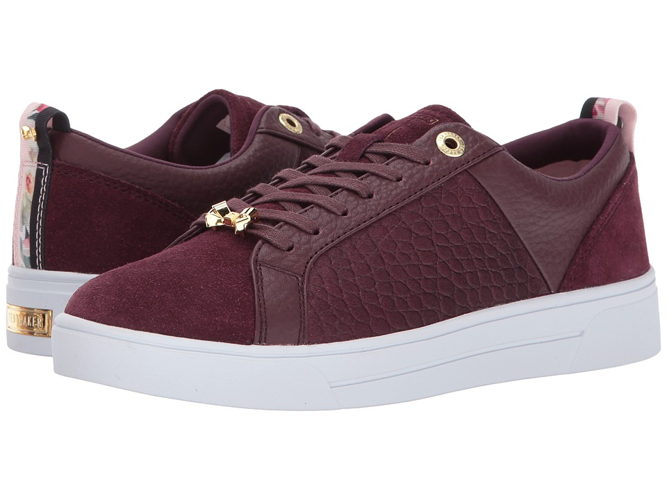 Ted Baker Kulei (Purple Leather) Women