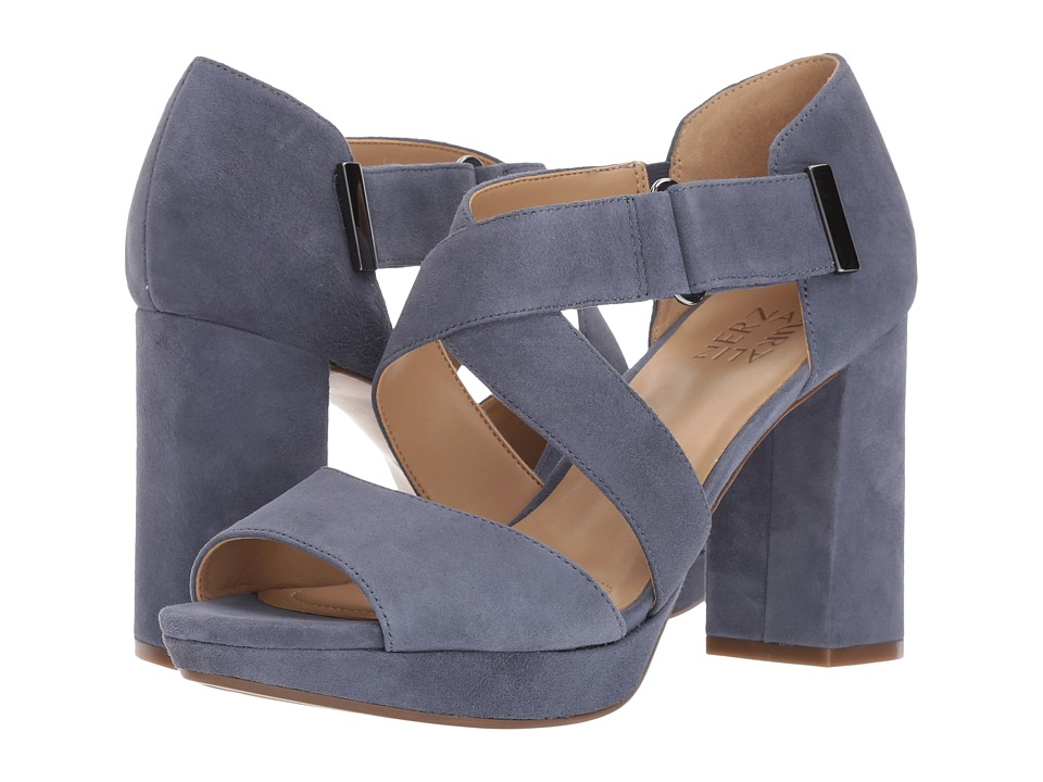 Naturalizer - Harper (Paris Blue Suede) Women's Shoes