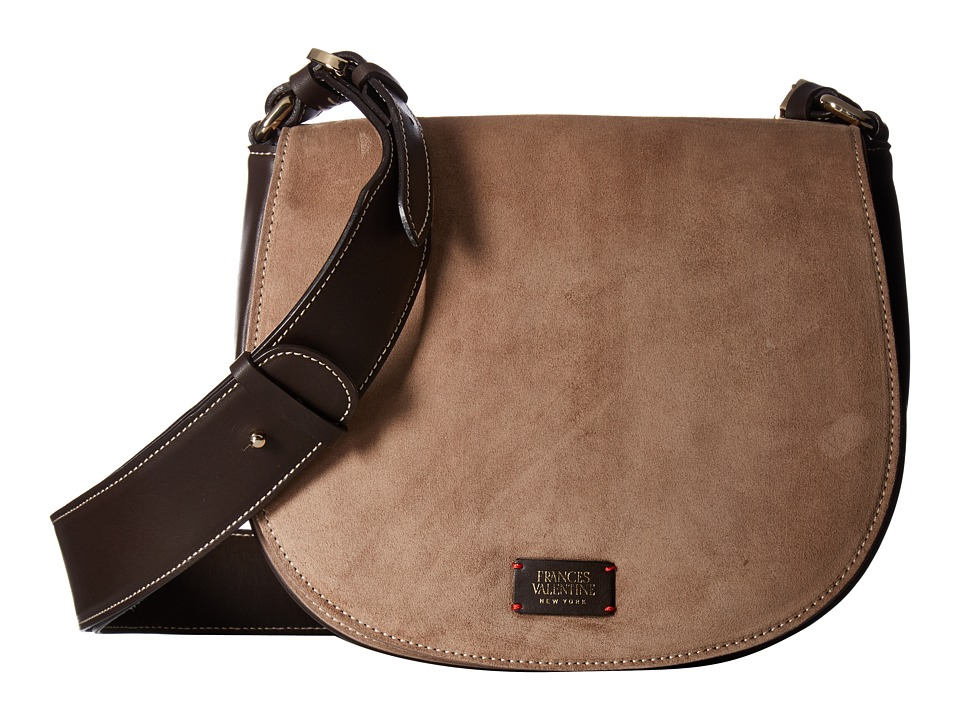 Frances Valentine - Small Ellen Bag (Stone) Handbags