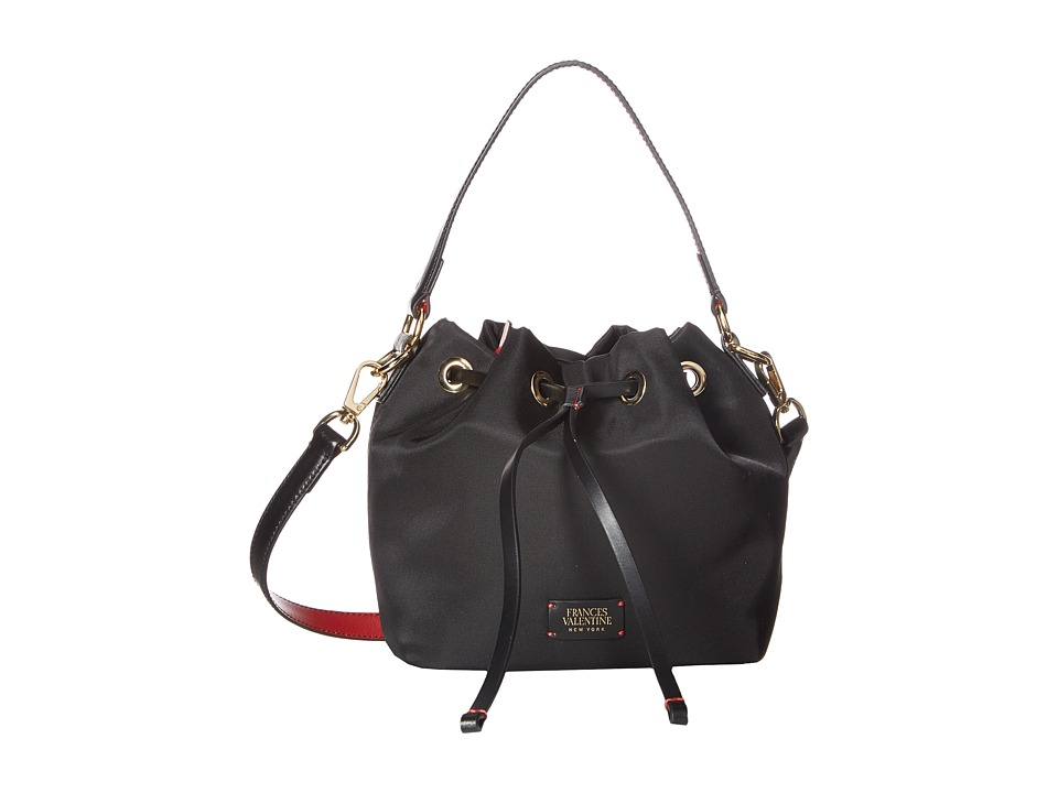 Frances Valentine - Mini Ann Bag (Black) Handbags
