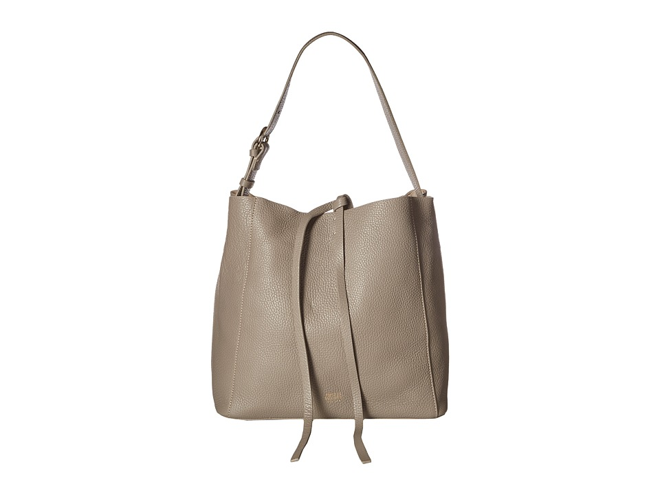 Frances Valentine - Medium June Bag (Elephant Grey) Handbags