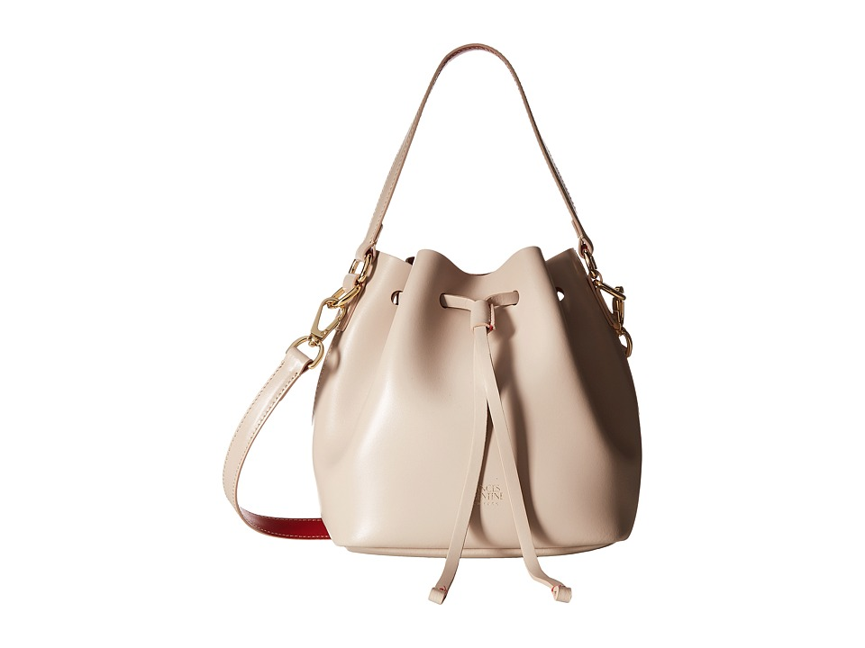 Frances Valentine - Mini Ann Bag (Camel) Handbags