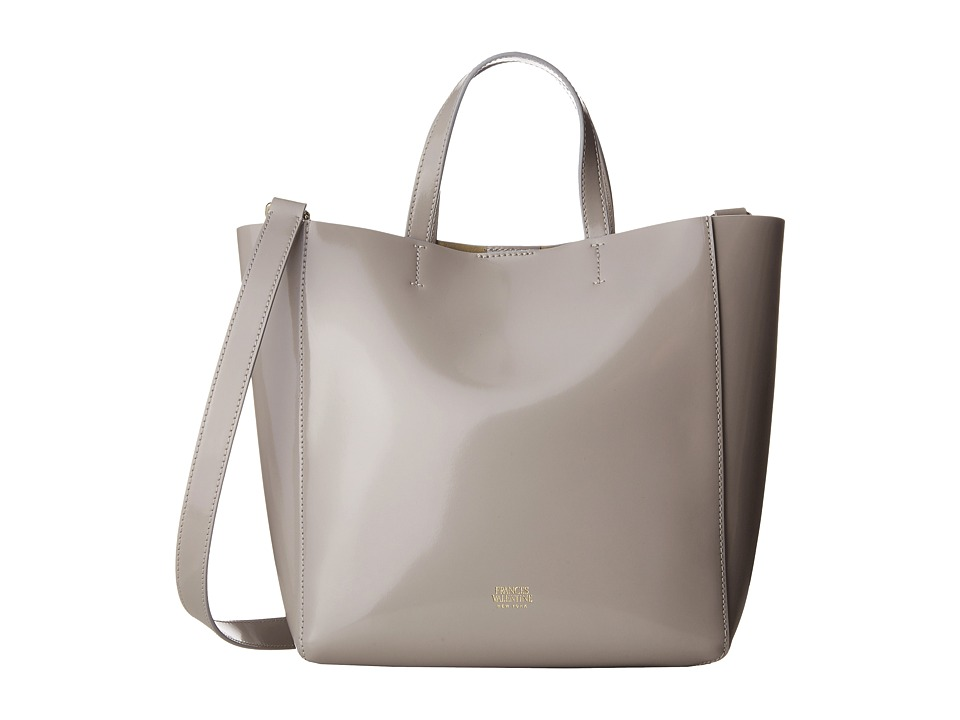 Frances Valentine - Small Margaret Bag (Grey) Handbags