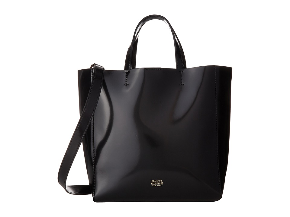 Frances Valentine - Small Margaret Bag (Black) Handbags