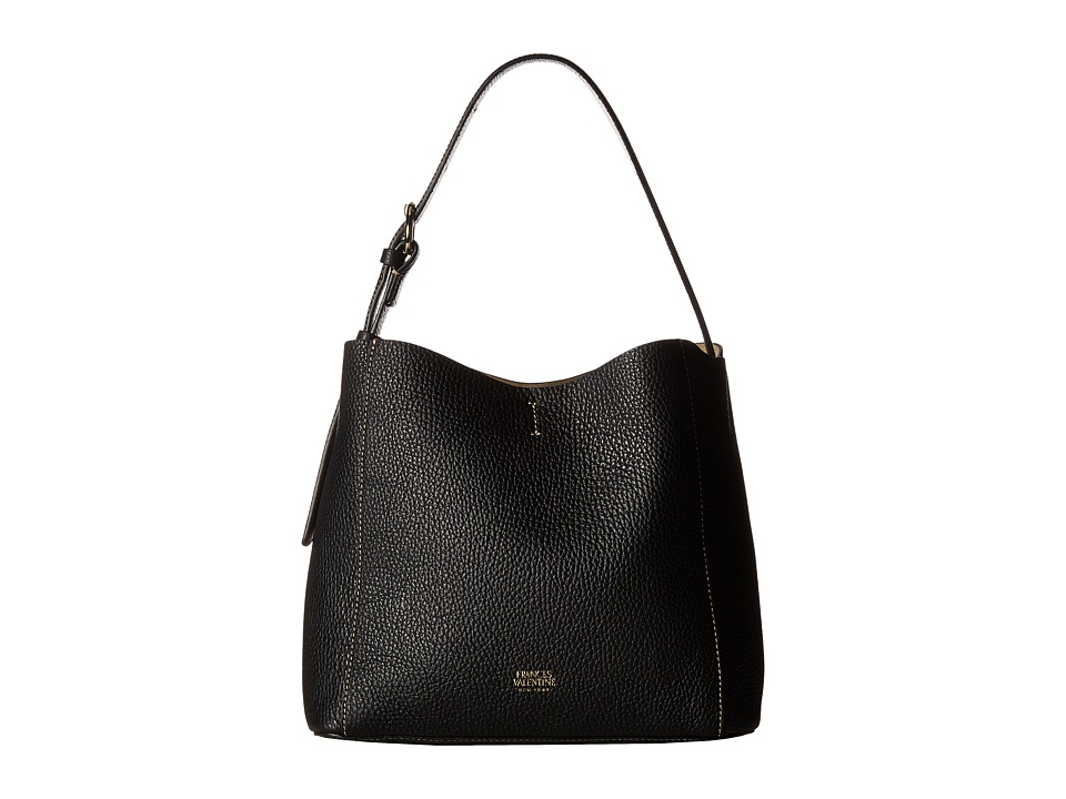 Frances Valentine - Small June Bag (Black) Handbags