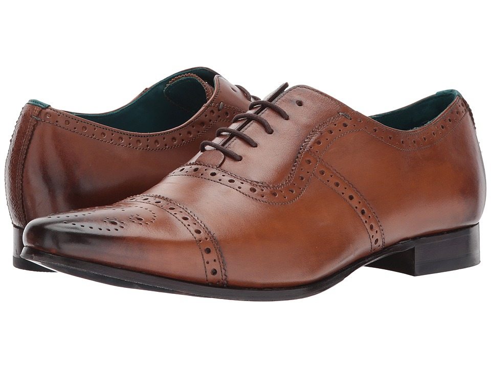 Ted Baker Raurii (Tan Leather) Men