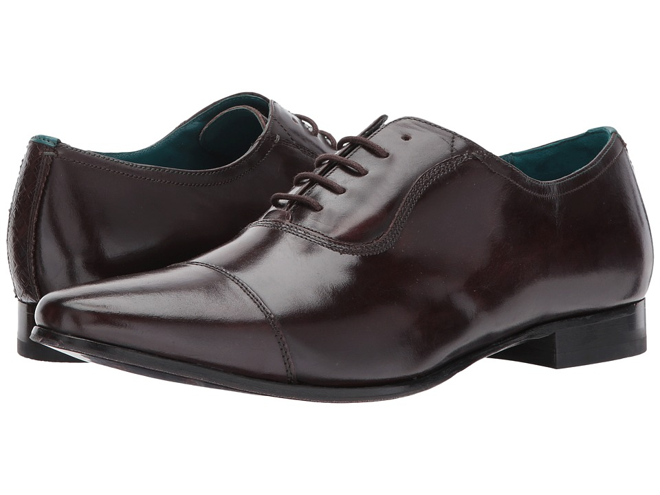 Ted Baker Spiroe (Brown Leather) Men