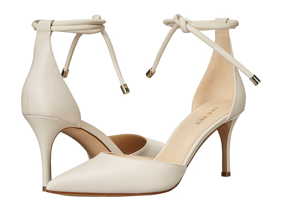 Nine West - Millenio (Off-White Leather) Women's Shoes