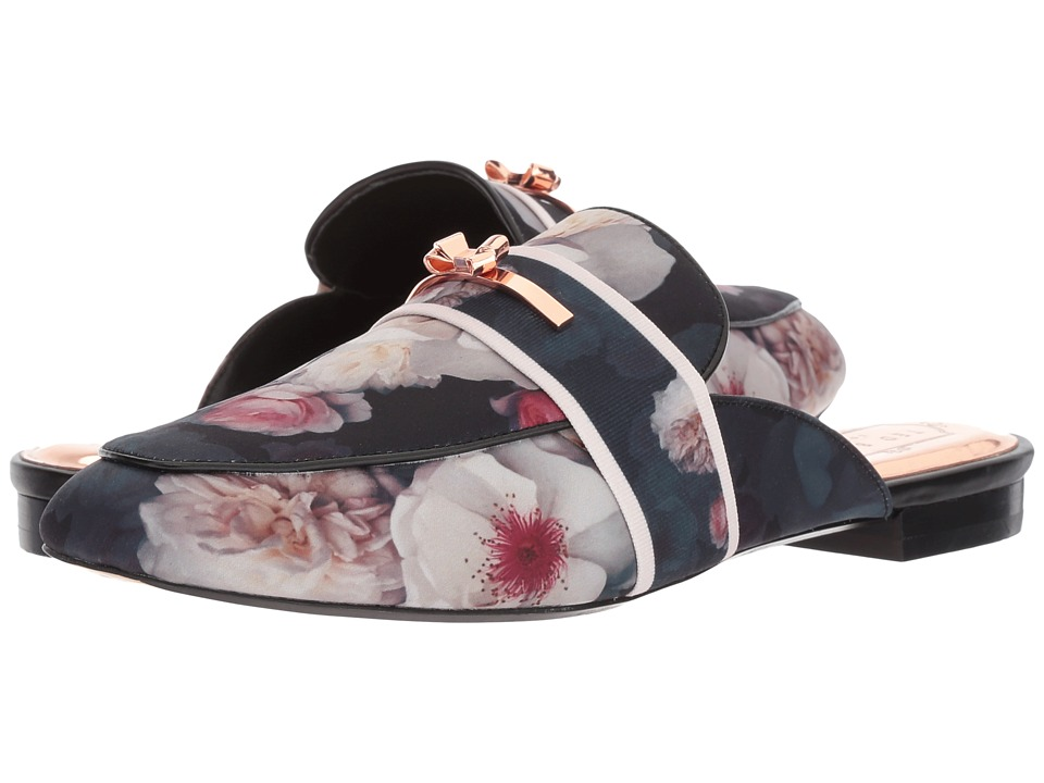 Ted Baker - Dorline (Black Chelsea Textile) Women's Shoes