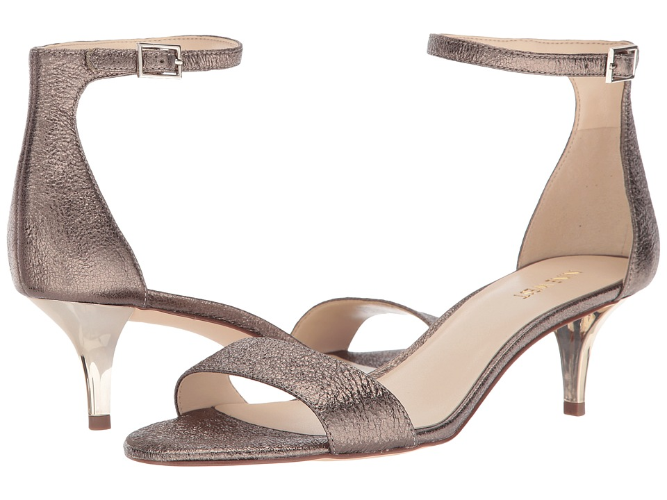 Nine West - Leisa (Taupe Multi Fabric) Women's Shoes