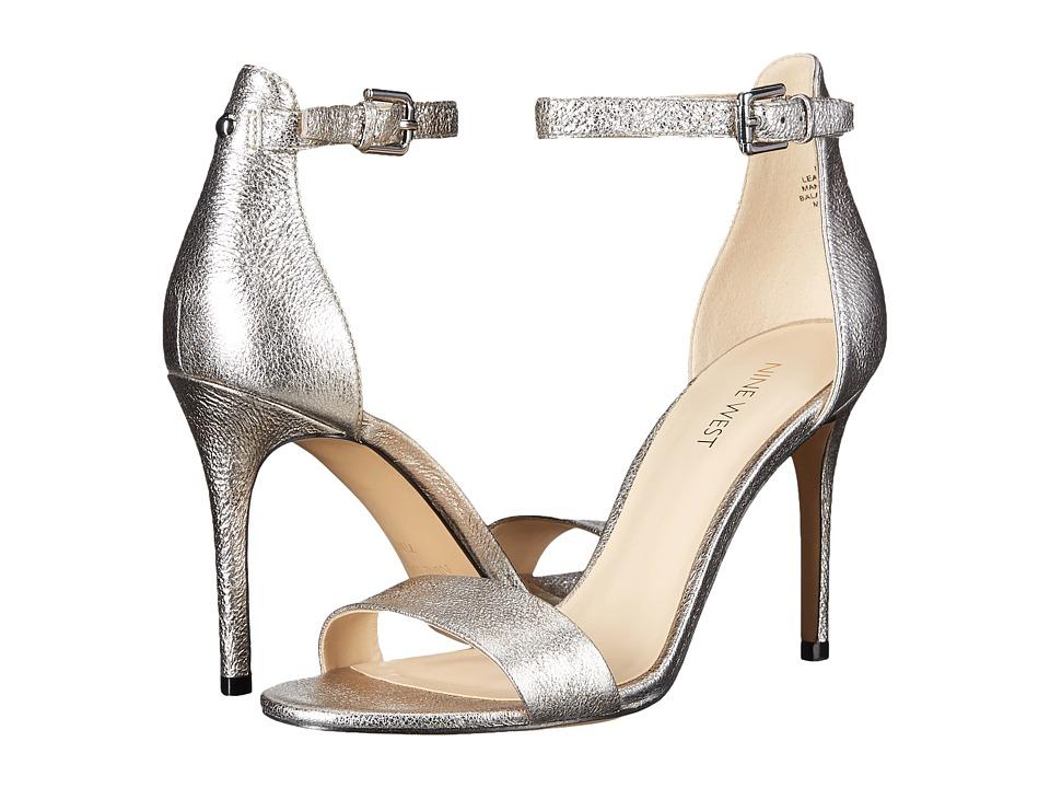 Nine West - Mana (Dark Gold Metallic) High Heels
