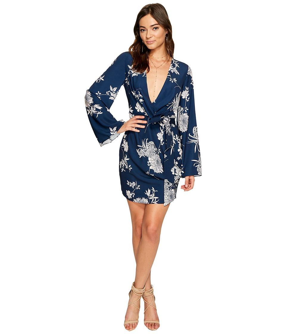 KEEPSAKE THE LABEL No Limits Mini Dress (Bloom Print) Women