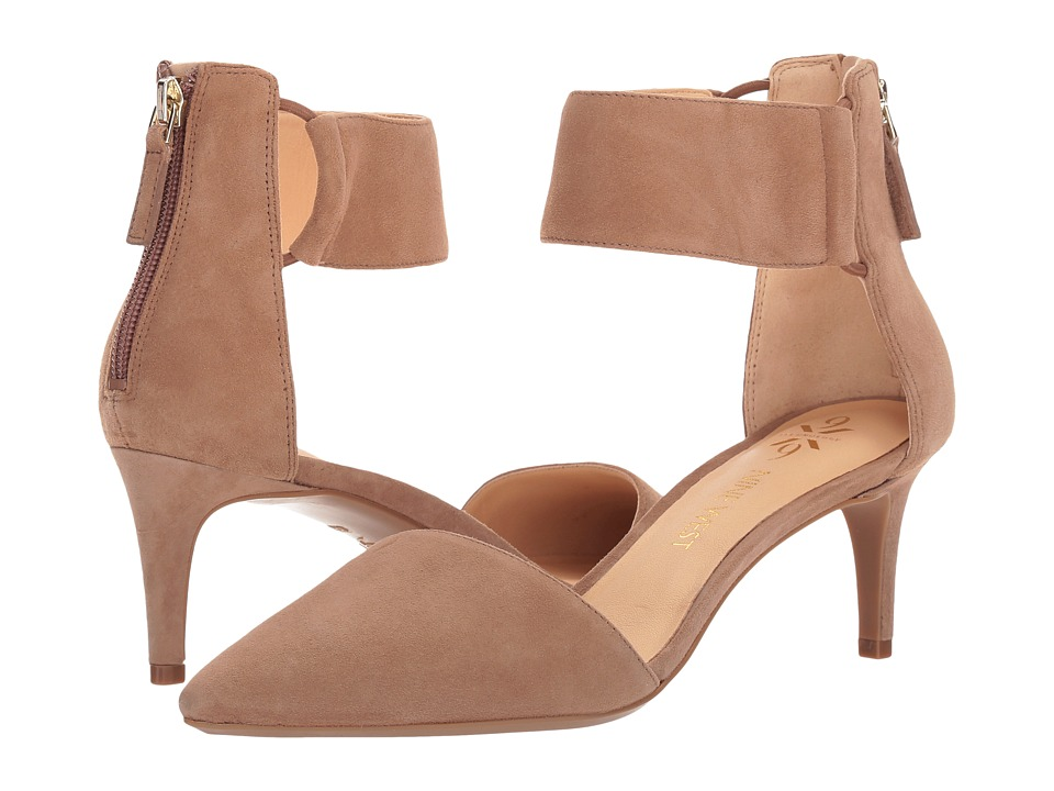 Nine West - Spring9x9 (Natural Suede) Women's Shoes