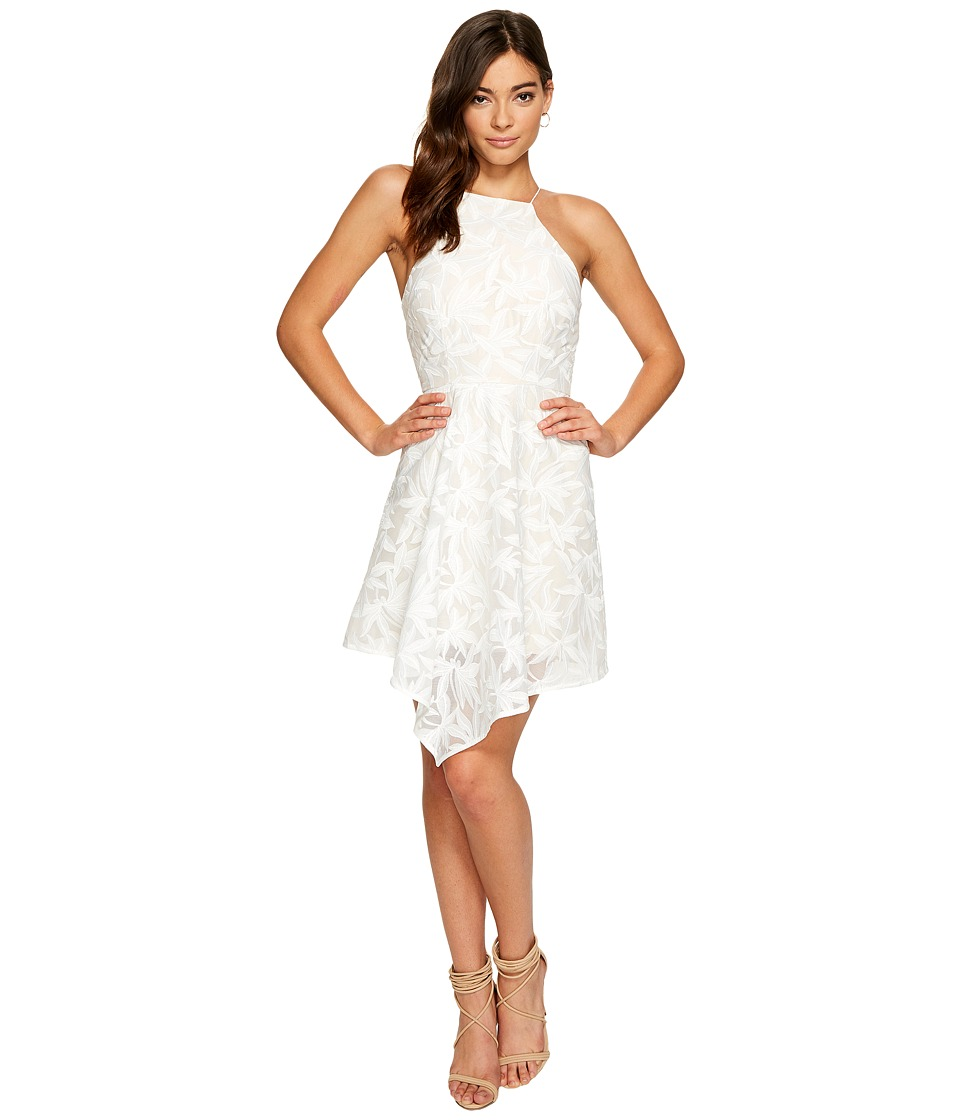 KEEPSAKE THE LABEL - Plain Sight Mini Dress (Ivory) Women's Dress