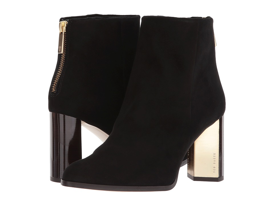 Ted Baker Prairey (Black Suede) Women