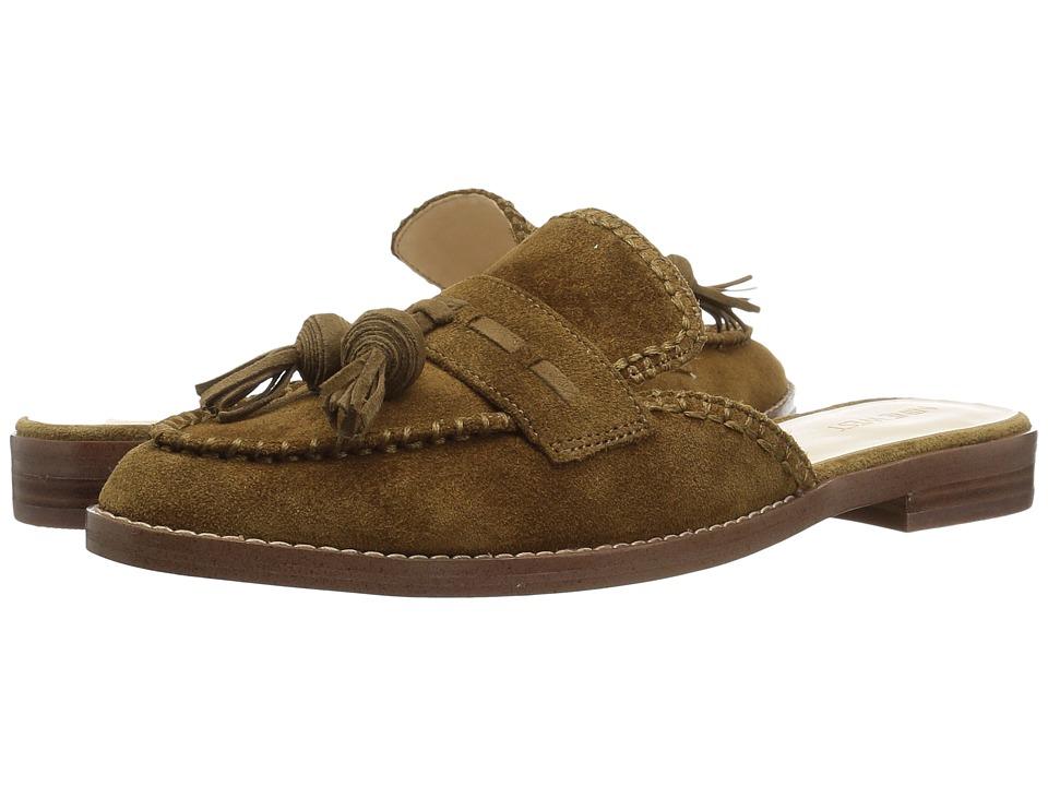 Nine West - Vesuvio (Green Suede) Women's Shoes