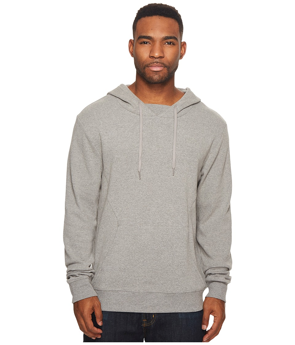 Threads 4 Thought Vance Pullover (Heather Grey) Men