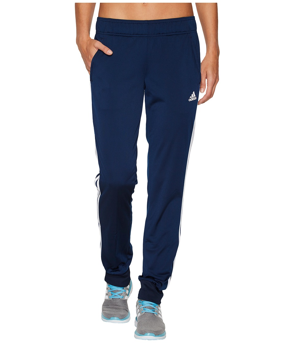adidas D2M Cuff Pants (Collegiate Navy/White) Women