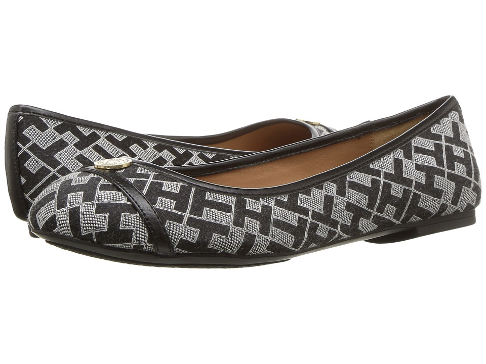 Tommy Hilfiger - Betsy (Black Multi) Women's Shoes