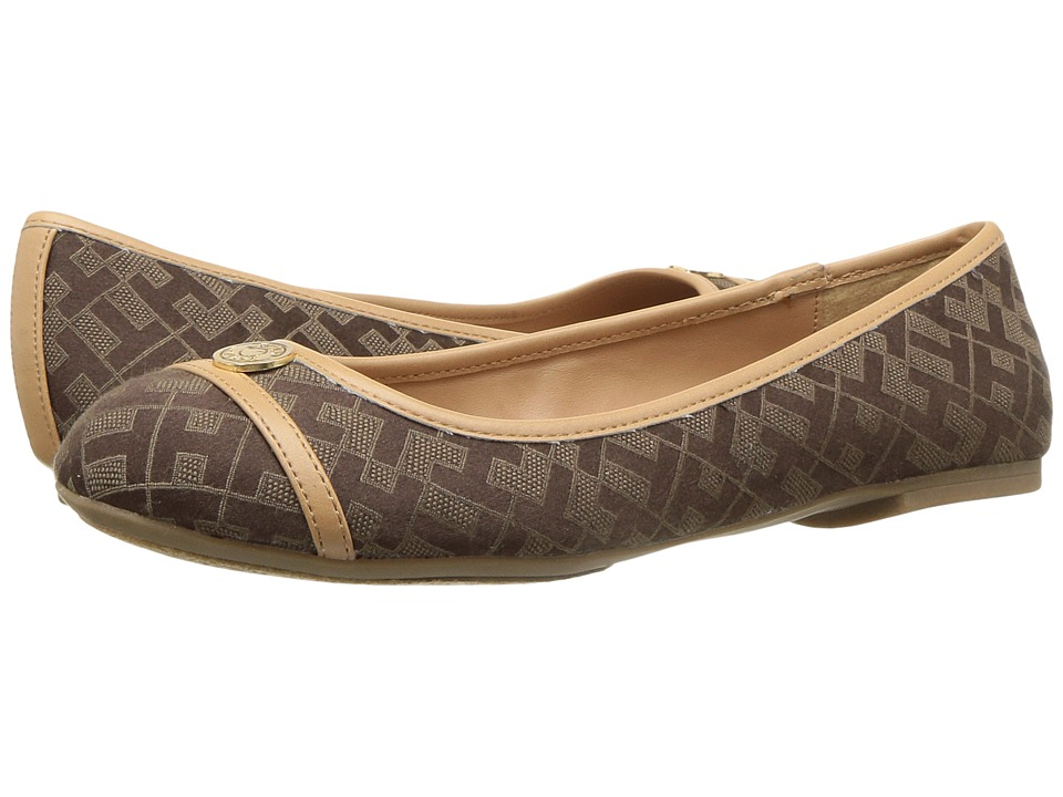 Tommy Hilfiger - Betsy (Brown Multi) Women's Shoes