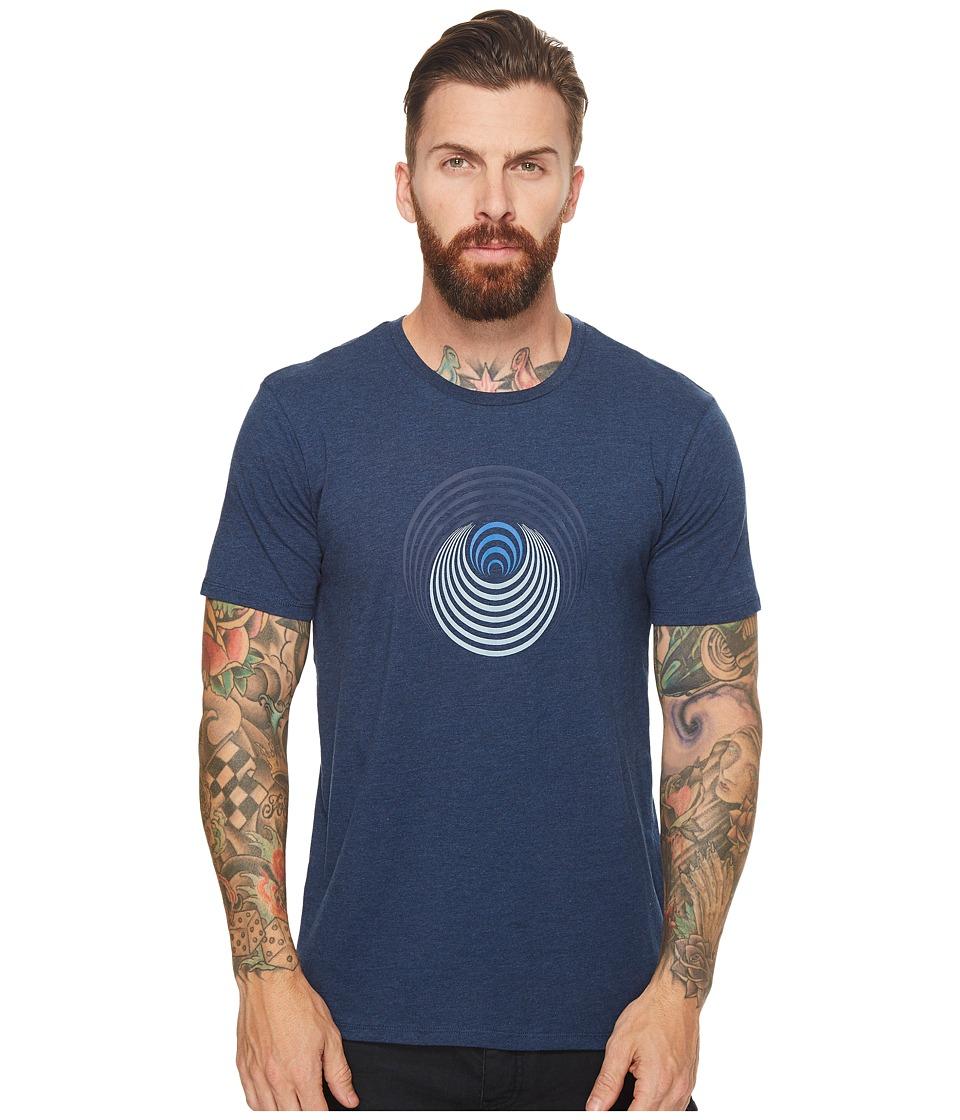 Ben Sherman Optical Target Tee (Blue) Men