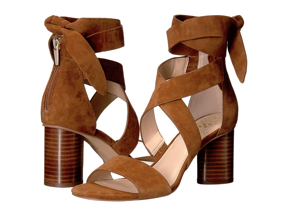 Vince Camuto - Jeneve (Maple Brown) Women's Shoes