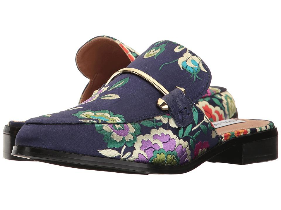 Steve Madden - Laaura (Blue Multi) Women's Slip on Shoes