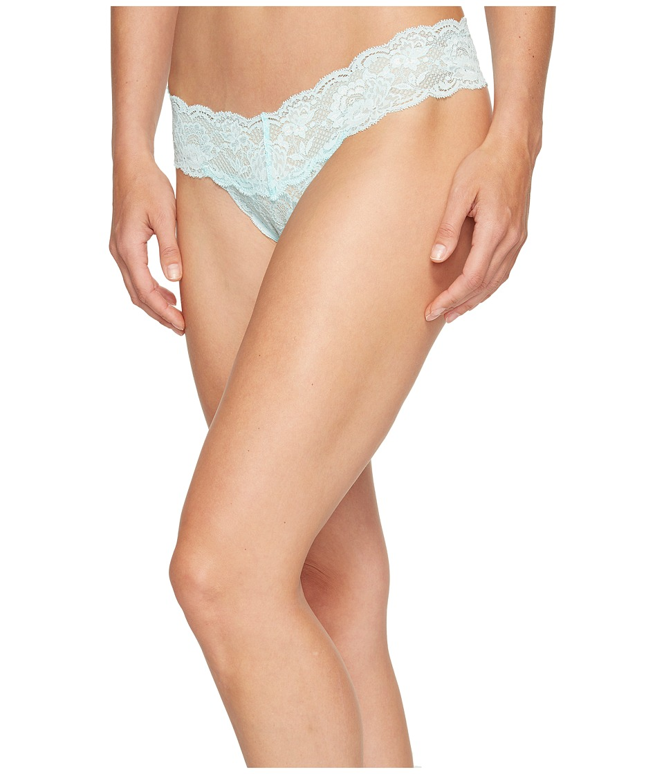 Cosabella - Never Say Never Cutie Lowrider Thong (Tropical Water) Women's Underwear