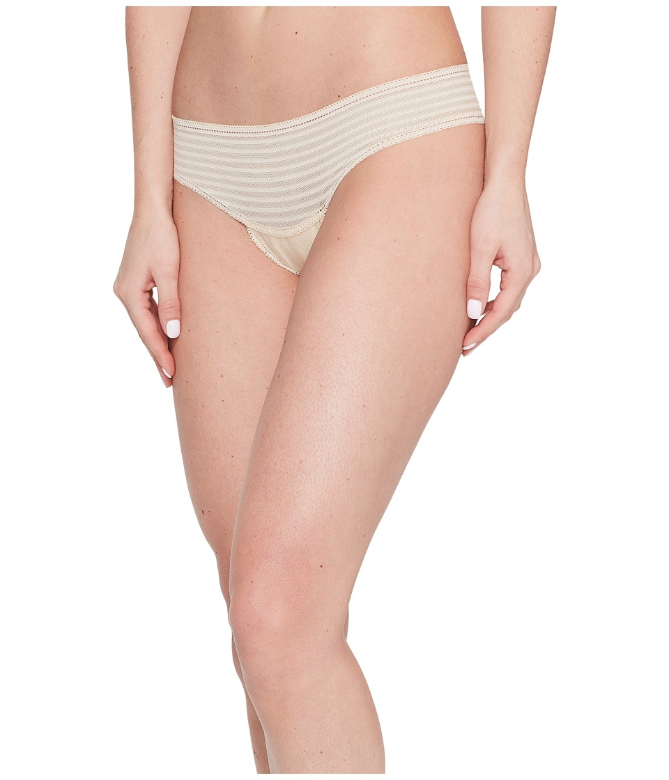 Cosabella - Sweet Treats Zebra Thong (Blush) Women's Underwear