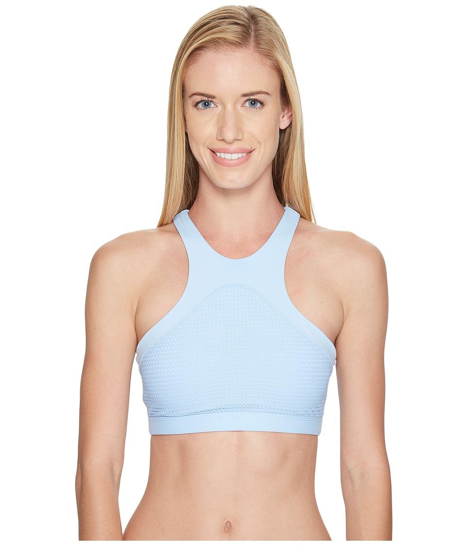 Lorna Jane - Haven Sports Bra (Ice Blue) Women's Bra