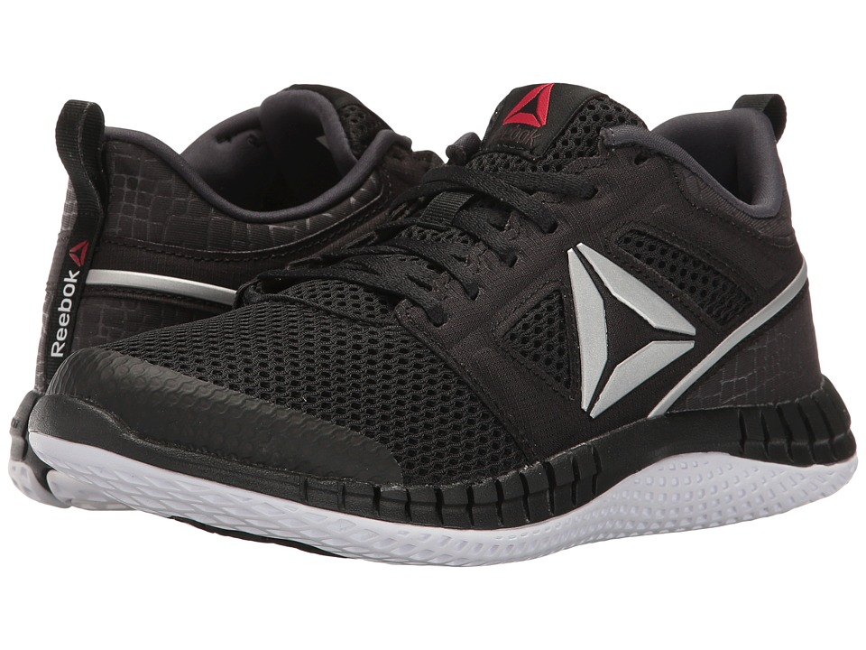 Reebok ZPrint Pro (Black/Coal/Silver) Women