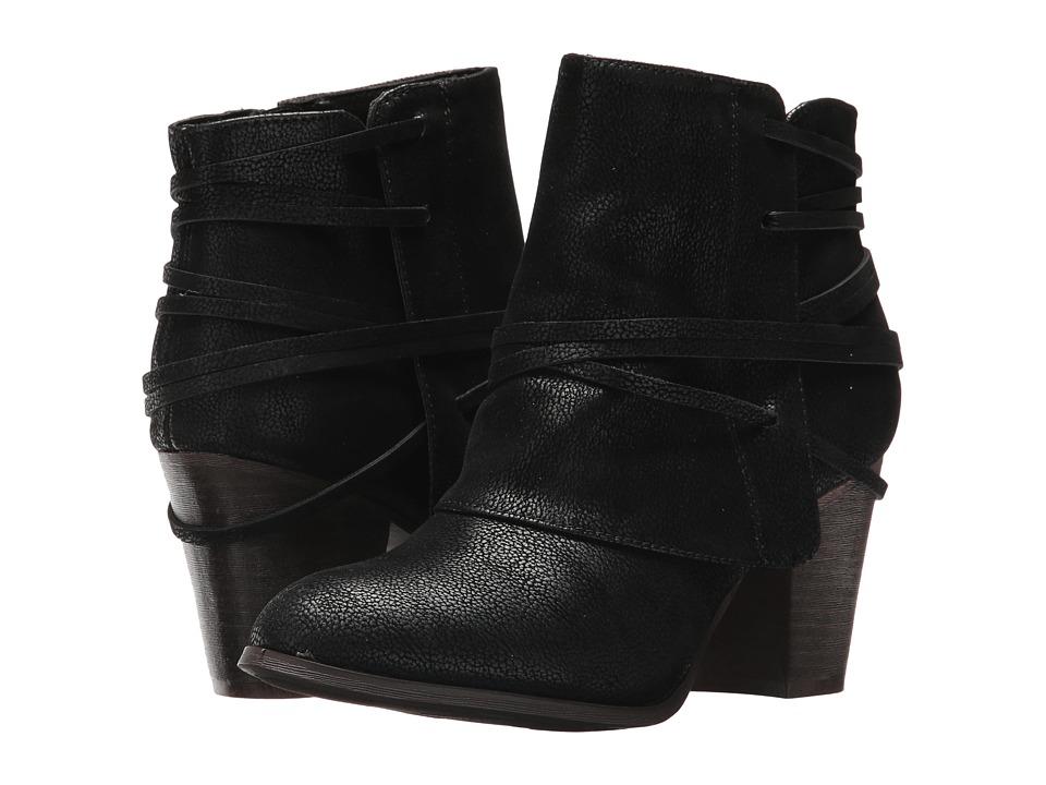 Fergalicious - Canyon (Black) Women's Shoes