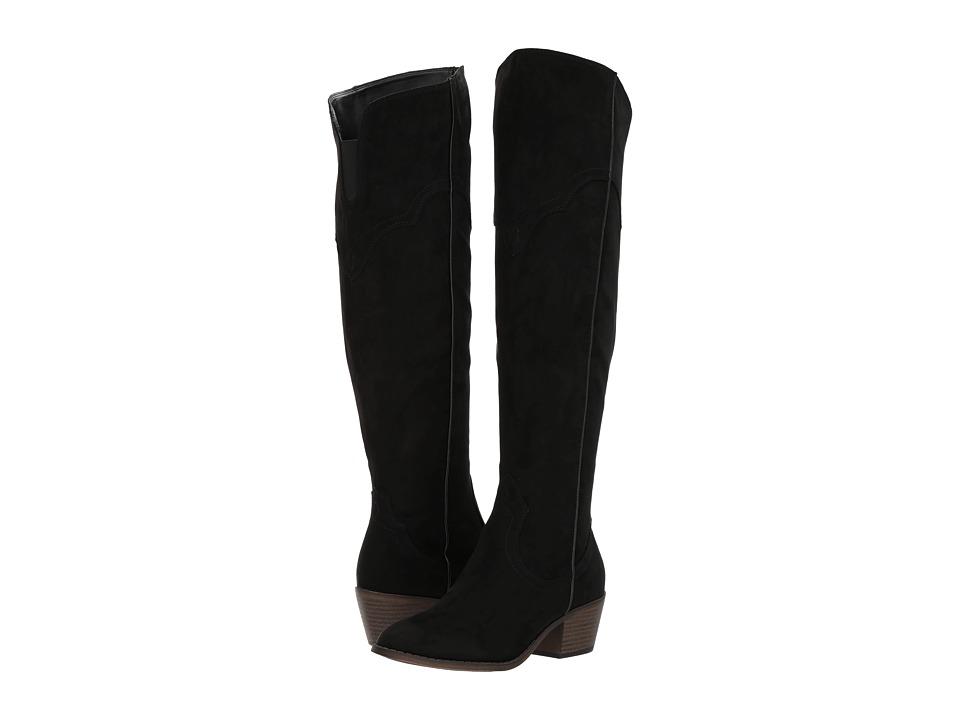 Fergalicious - Bata (Black) Women's Shoes