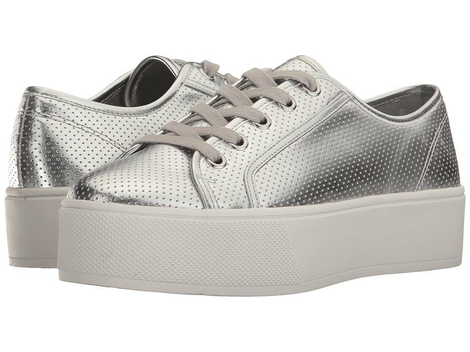 Steve Madden - Future (Silver) Women's Shoes