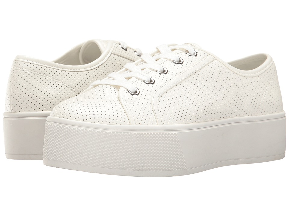 Steve Madden - Future (White) Women's Shoes