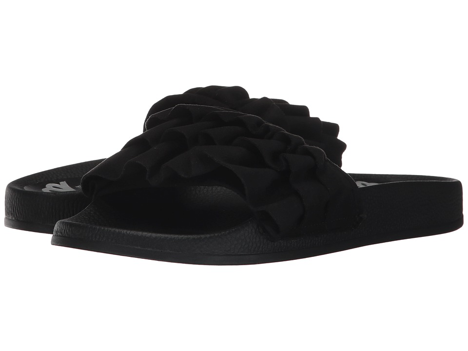 Fergalicious - Flutter (Black) Women's Shoes