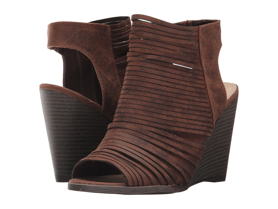 Fergalicious Heather 2 (Cognac) Women