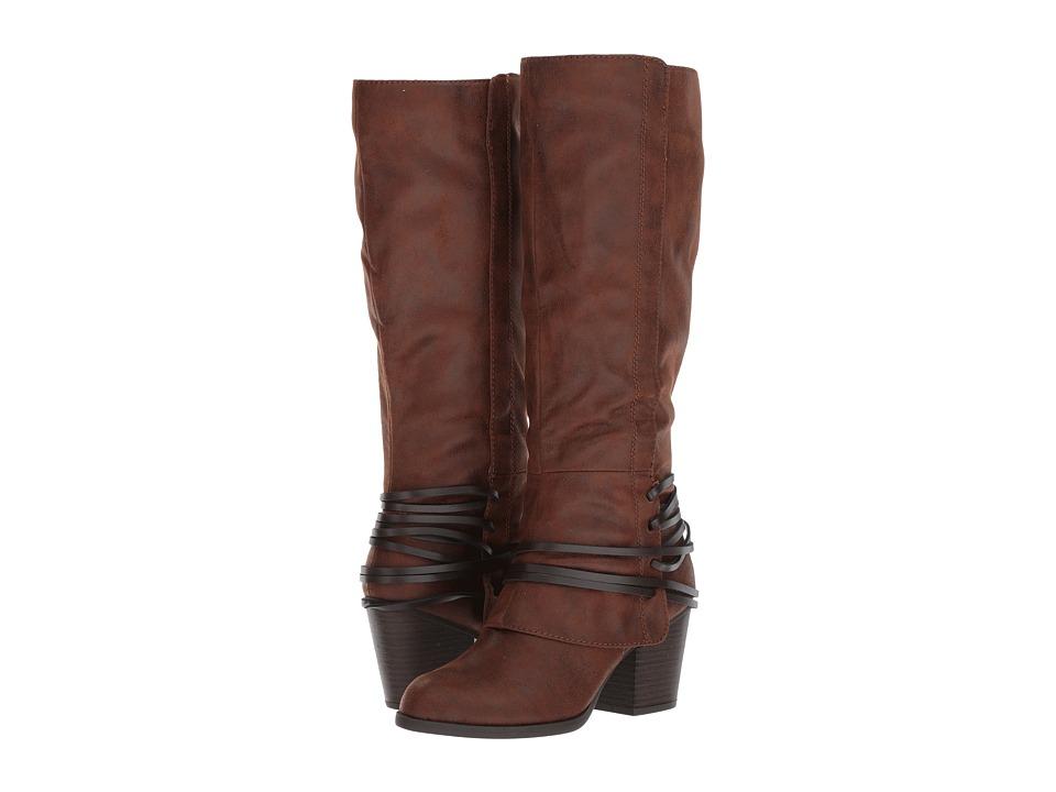 Fergalicious - Lexis (Cognac) Women's Shoes